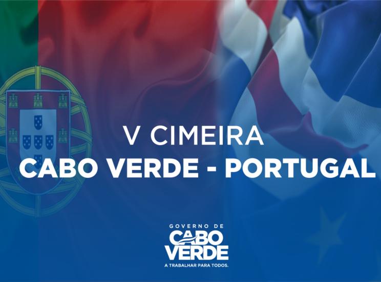 V Cimeira Cabo Verde Portugal Governo De Cabo Verde