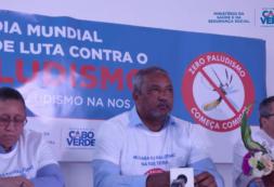 """Eliminação do Paludismo até 2020: """"Há um compromisso forte do Governo para que a meta traçada seja atingida"""" - Ministro da Saúde"""