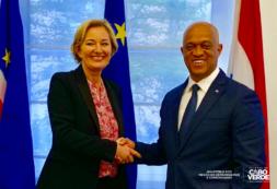 Ministro Luís Filipe Tavares em Luxemburgo para preparar a visita do Presidente da Republica ao Grão Ducado