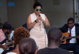 """""""É necessário criar meios para que a inclusão seja uma realidade, incentivando, construindo e fazendo a mudança para que ninguém fique de fora"""" – Abraão Vicente"""