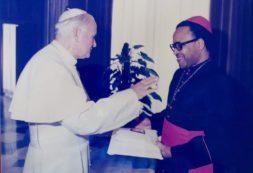 Nota de Pesar pelo falecimento do Bispo Emérito Dom Paulino Évora