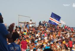 """I Jogos Africanos de Praia: """"Fizemos tudo que esteve ao nosso alcance para que o evento fosse um sucesso"""" - Ministro Elísio Freire"""