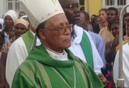 Governo decreta Luto Nacional pelo falecimento do Bispo Emérito Dom Paulino Évora