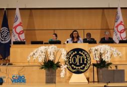 """""""Centenário da OIT traz responsabilidades acrescidas para os Estados membros da CPLP"""" – Janine Lélis"""