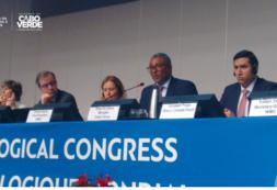 Ministro de Agricultura e Ambiente participa do 18º Congresso Meteorológico Mundial