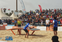 """""""A introdução da modalidade Teqball em Cabo Verde é um sinal de credibilidade do país"""" – Ministro Elísio Freire"""