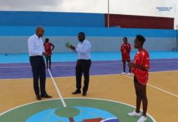 Governo apoia potencialização das infraestruturas desportivas como espaço de promoção dos valores do desporto e de uma vida saudável