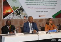 Cabo Verde está a dar passos significativos com vista à Redução de Riscos de Desastres -   Arlindo do Rosário
