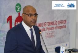 """""""A enfermagem em Cabo Verde está a viver um momento de enorme confiança e afirmação"""" – Ministro de Estado"""