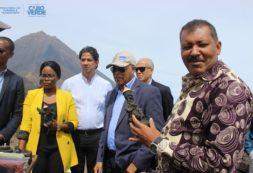"""""""Estamos a projetar a ilha do Fogo para a vertente internacional e mostrar uma valência do turismo ligado à natureza e ao vulcão – José da Silva Gonçalves"""