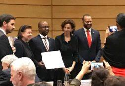 Cabo Verde vence Prémio Internacional Mélina Mercouri da UNESCO para Salvaguarda e Gestão de Paisagens Culturais