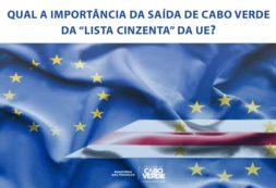 A saída de Cabo Verde da lista de jurisdições fiscais não cooperantes da EU é realmente um ganho de capital importância para o país