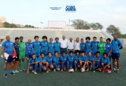 UFOA: Ministro do Desporto confiante na prestação da seleção nacional de futebol feminina