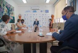 MCIC e Comissão Nacional de Eleições discutem a cobertura das próximas eleições e o financiamento aos órgãos da comunicação público e privado