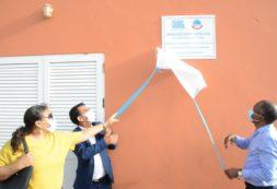 Inaugurados o Calçadão e a Requalificação do Bairro António Sousa em Santa Maria
