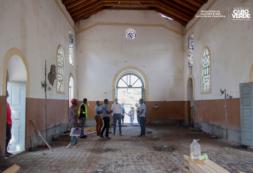 """""""O essencial é que as obras de reabilitação dos patrimónios históricos tenham qualidade"""" - MCIC, Abraão Vicente"""