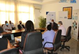 """Direção Nacional de Saúde realiza Webinar sobre """"Impacto do COVID-19 na Pessoa Idosa em Cabo Verde"""""""