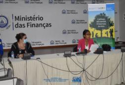 Dia Mundial Da Alimentação: Ministra Eunice Silva destaca ganhos e desafia cidadãos a investir em dietas saudáveis e futuro sem fome