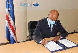 Cabo Verde e Portugal assinam Protocolo que estabelece o enquadramento jurídico para o apoio extraordinário de Portugal ao plano de emergência de Cabo Verde na sequência das chuvas que afetaram a cidade da Praia