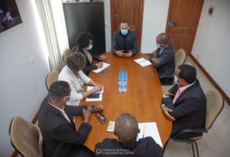 MCIC mostra total disponibilidade para trabalhar com Câmara Municipal da Boa Vista na dinamização da cultura