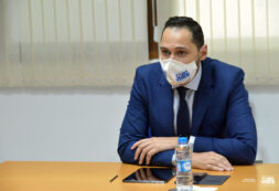 Secretário de Estado Pedro Lopes visita Cabo Verde Telecom