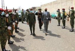 Ministro da Defesa visita as Forças Armadas