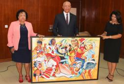 Ministro Rui Figueiredo Soares enaltece Contributo das Mulheres da CPLPna Construção de uma Sociedade mais Justa e na Superação de Padrões