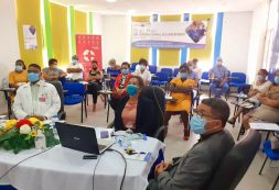 Encontro de Reflexão em Homenagem ao dia Internacional dos Enfermeiros