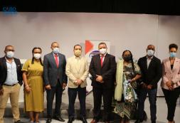Secretário de Estado Lourenço Lopes preside a cerimónia de empossamento da nova Direção da RCV