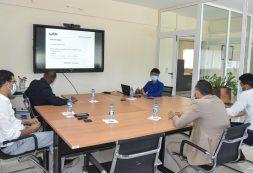 Secretário de Estado da Economia Digital visita LEC e sai satisfeito com investimento feito no digital