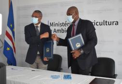 Governo e Água de Rega assinam contrato de concessão de serviço de gestão e exploração de água