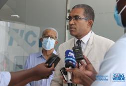 Carlos Santos toma pulso aos desafios e atividades da TICV e deixa mensagem de confiança aos trabalhadores da empresa