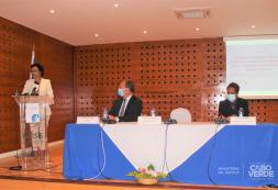 Ministra da Justiça preside a abertura do Fórum de Apresentação do Estudo de Criação e Implementação do Instituto Nacional de Medicina Legal e Ciências Forenses