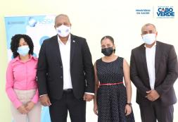 Ministro da Saúde confere posse a novos dirigentes nas estruturas de saúde em Santo Antão