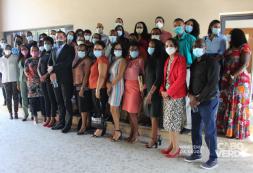 Ministério da Saúde promove formação para melhorar qualidade serviços prestados durante o parto